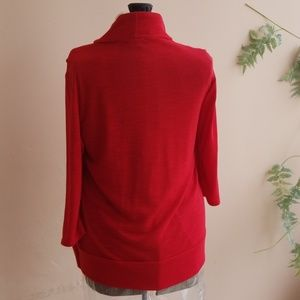 Elementz Tops - XL all in one blouse jacket